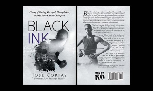 Black Ink Book Review on Boxing.com